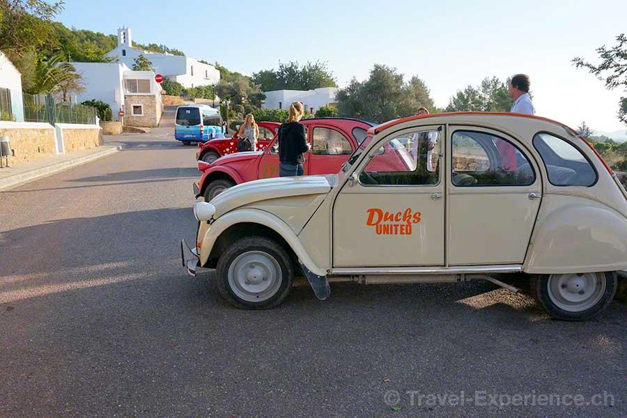 Ibiza, 2CV, Duck