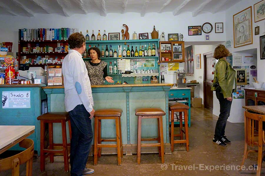 Ibiza, Cafe Xicu, Sant Miquel, Ortsmuseum