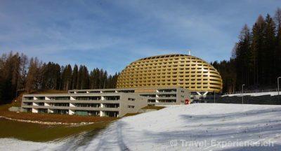 InterContinental Davos, InterContinental Davos, LobbyInterContinental Davos, Entrée