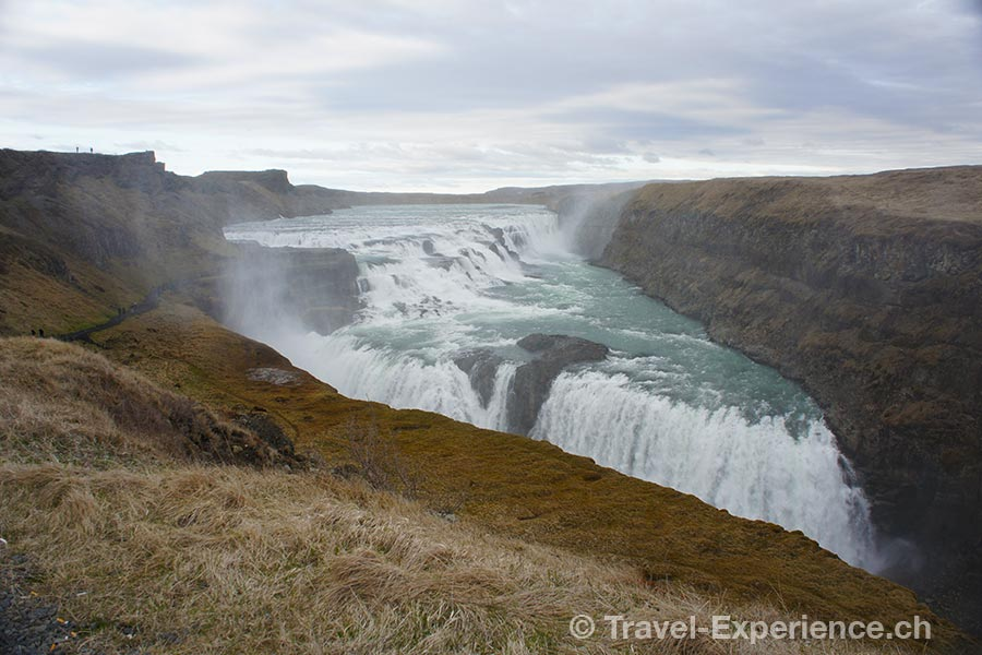 Island, Gullfoss, Golden Circle