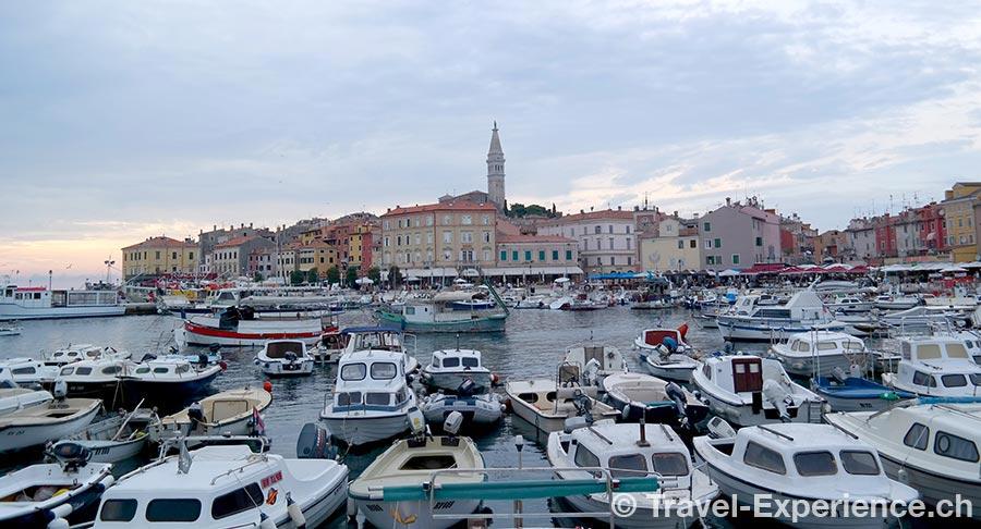 Kroatien, Istrien, Rovinj