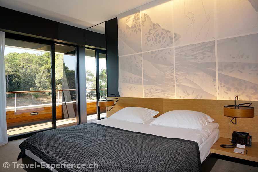 Kroatien, Istrien, Rovinj, Hotel Lone