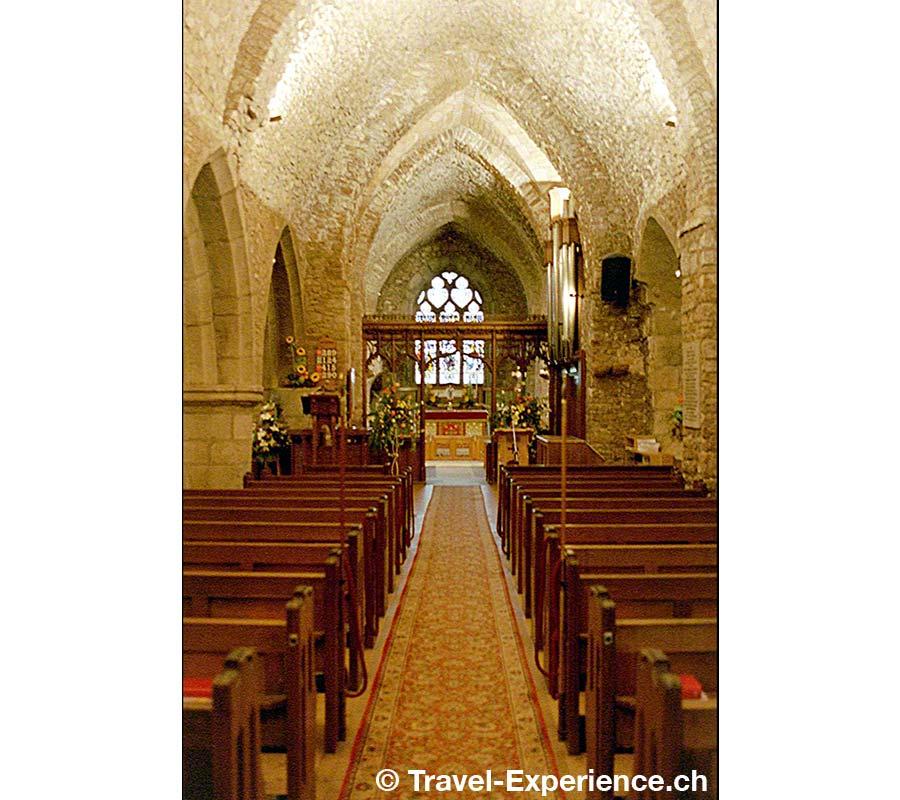 Jersey, Kanalinsel, St Brelade, Fishermans Chapel