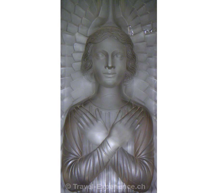 Jersey, Kanalinsel, Lalique, St Matthews Glass Church