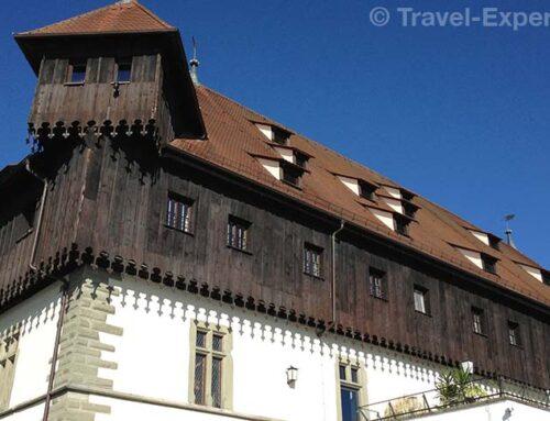 Konstanz – vier Päpste, ein Kaufhaus und ein Fest