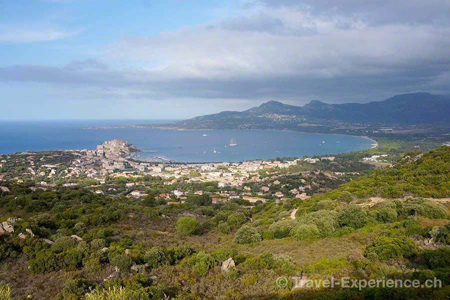 Korsika, Calvi,