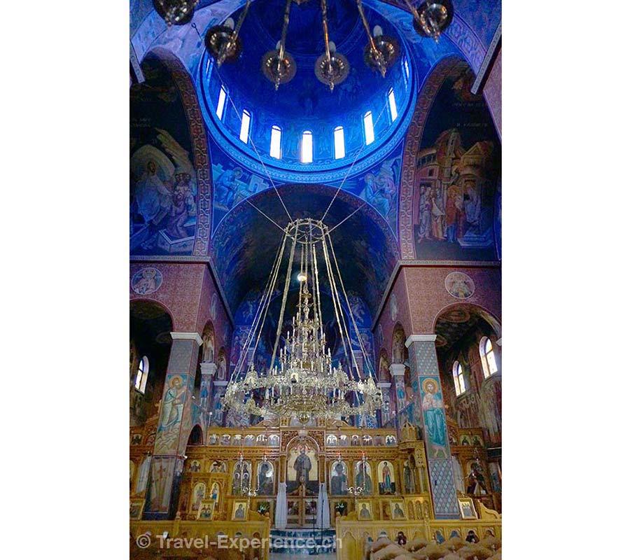 Kreta, Rethymno, Kirche Tessaron Martyron
