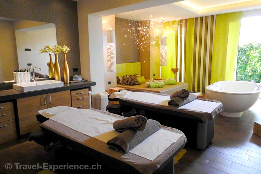 Italien, Suedtirol, Meran, Marling, La Majena Resort, Sensa Spa, Private Spa Suite