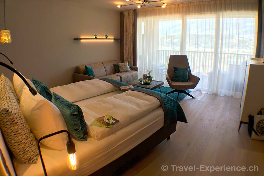 Italien, Suedtirol, Meran, Marling, La Majena Resort, Meran Lodge, Suite