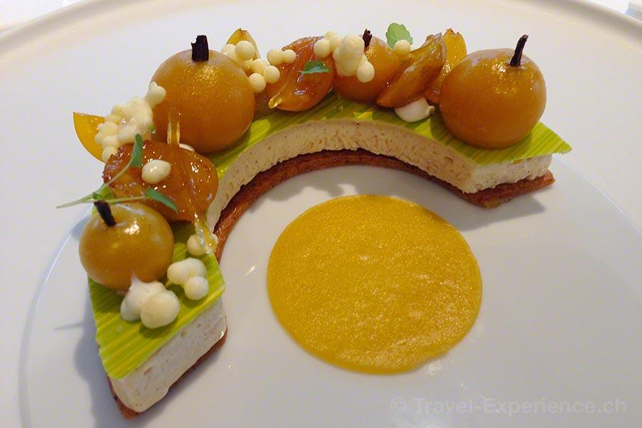 Villa Lalique, Restaurant, Jean-Georges Klein, Dessert