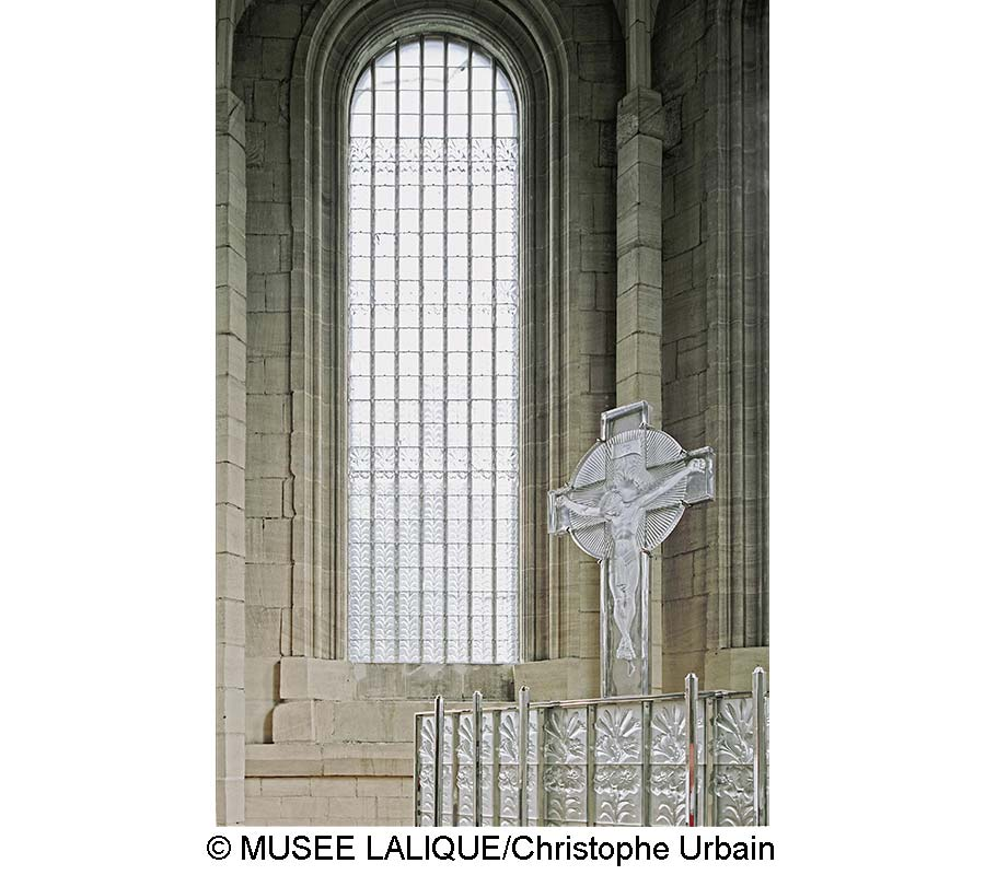 Lalique, Chapelle de la Congregation