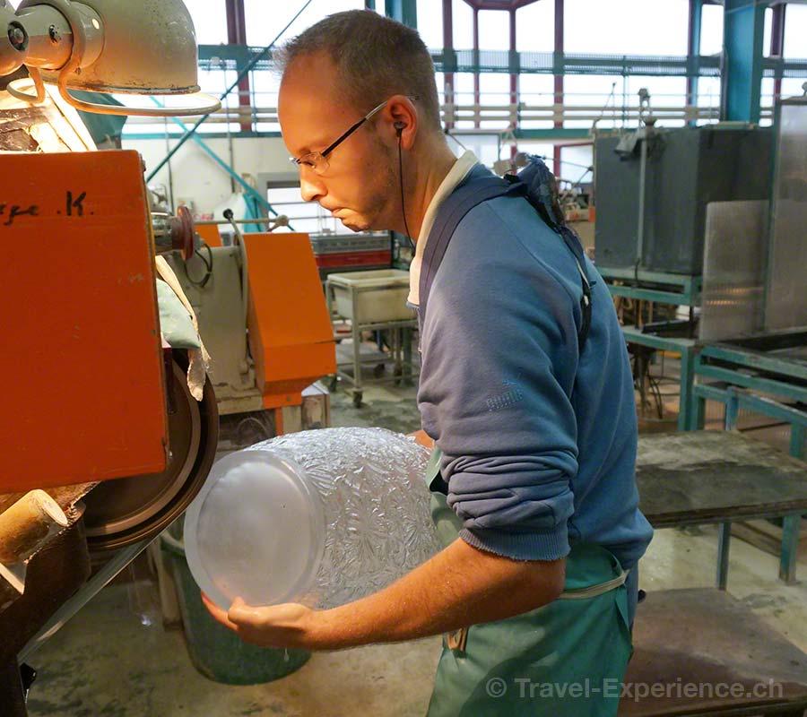 Elsass: Einblick in die Lalique-Manufaktur 1