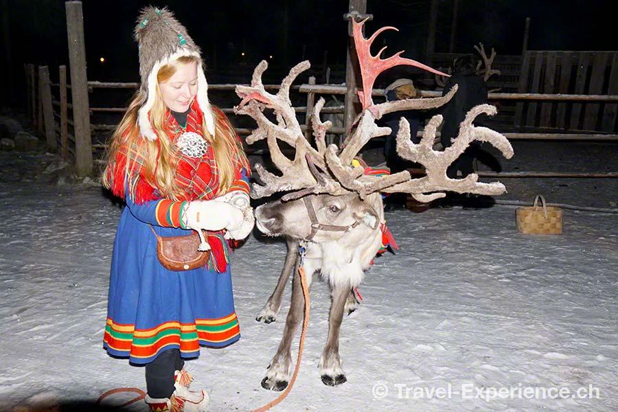 Lappland, das Land der Nordlichter 1