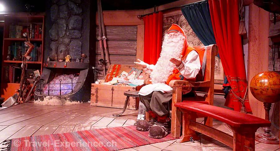 Finnland, Lappland, Rovaniemi, Polarkreis, Santa Claus