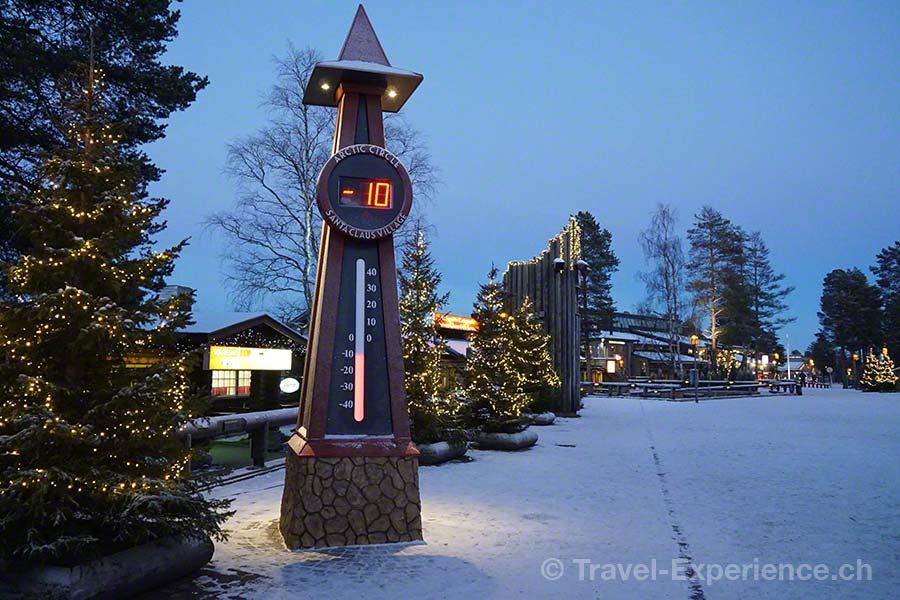 Finnland, Lappland, Rovaniemi, Polarkreis, Santa Claus, home