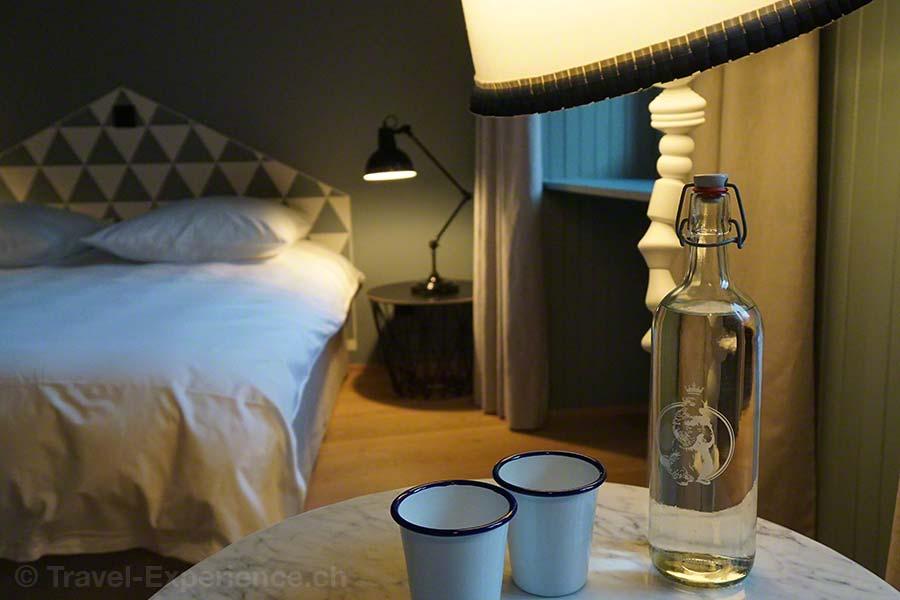 Brig, Hotel de Londre, Zimmer