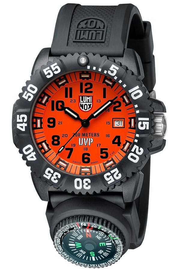Luminox, Scott Cassell, Mondaine