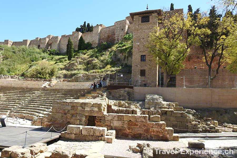 Malaga – Tapas, Weine und Architektur 1