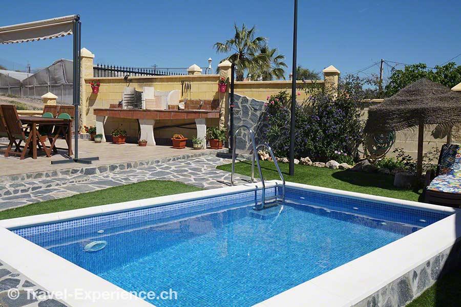 Spanien, Andalusien, Almayate Alto, Ferienhaus, Ref. MAL1790, Ruraliday, Pool, Grill