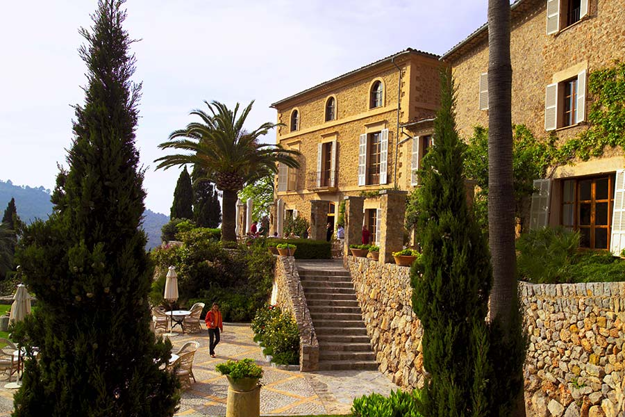 Mallorca, La Residencia, Hotel, Deia