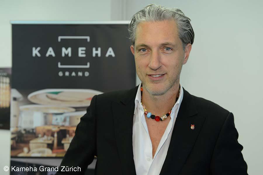 Kameha Grand Zürich, Marcel Wanders