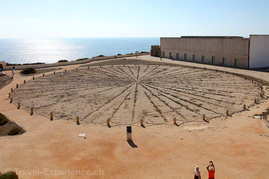 Martinhal Resort, Sagres, Algarve, Portugal, Fortaleza de Sagres, Rosette