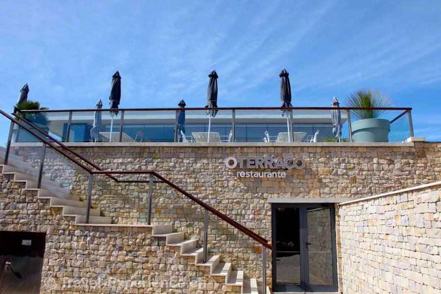 Martinhal Resort, Sagres, Algarve, Portugal, Restaurant O Terraco