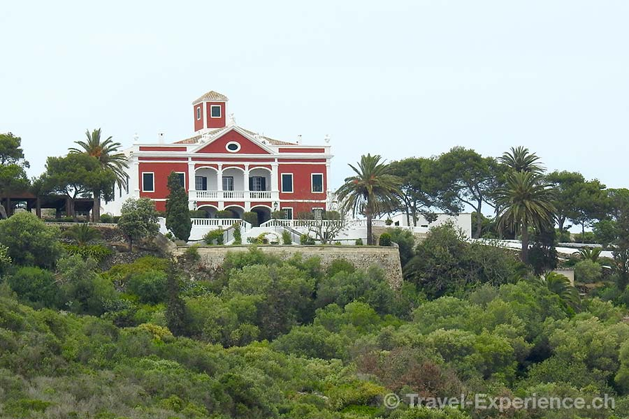 Spanien, Balearen, Menorca, Mahon, Collingwood House