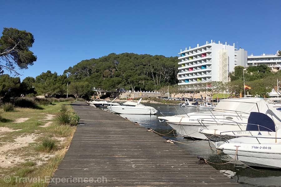 Spanien, Balearen, Menorca, Cala Galdana, Hotel Artiem Audax
