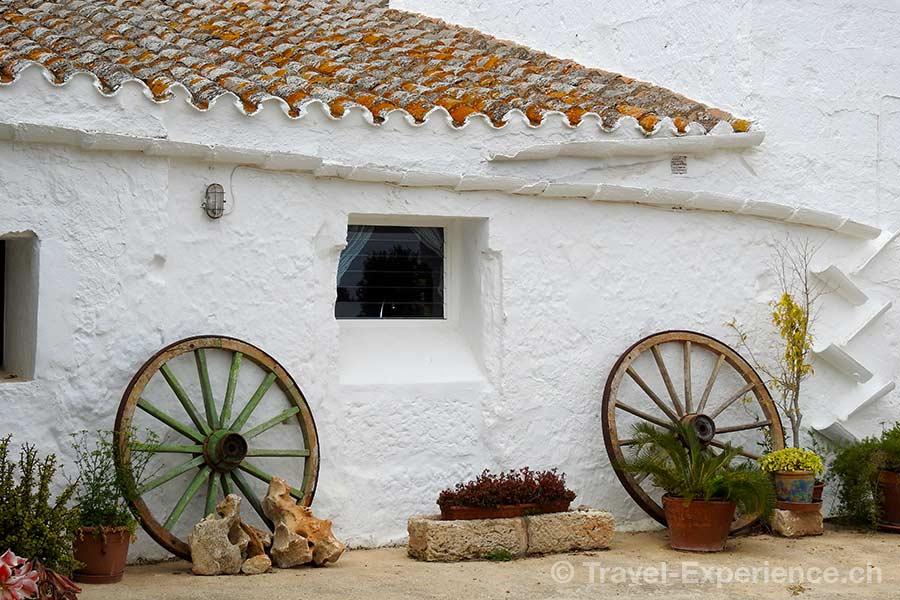 Spanien, Balearen, Menorca, Bauernhof, Torre d'en Quart