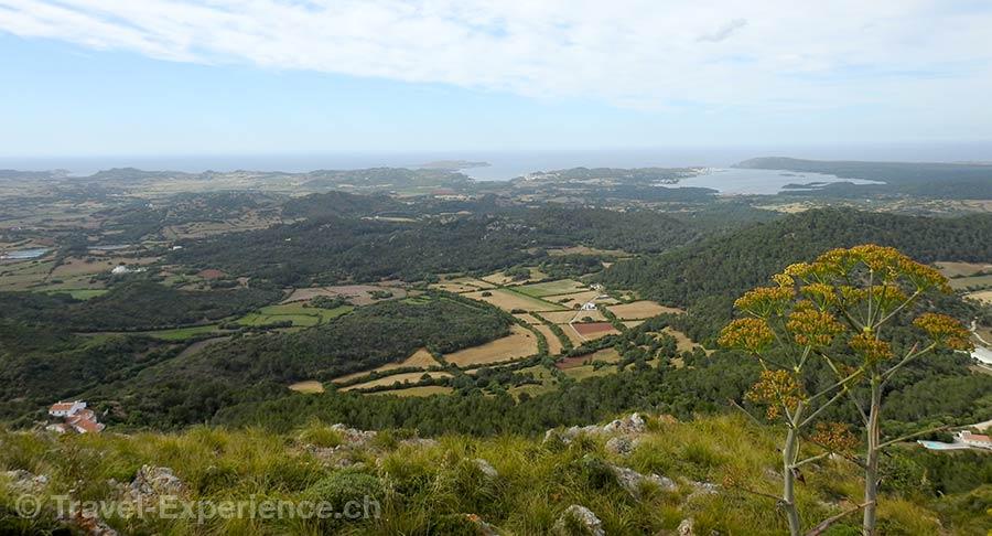 Spanien, Balearen, Menorca, Monte Toro,
