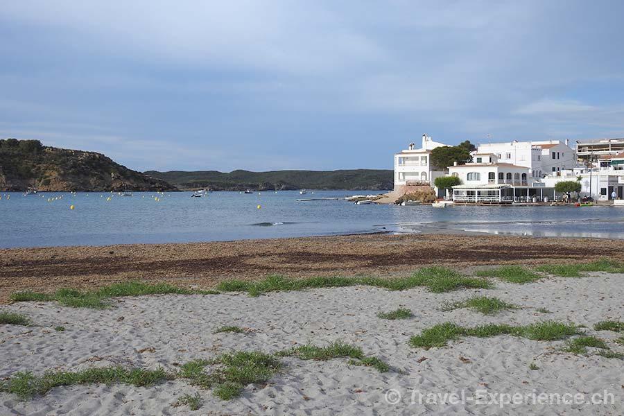 Spanien, Balearen, Menorca, S'Abufera des grau, lagune