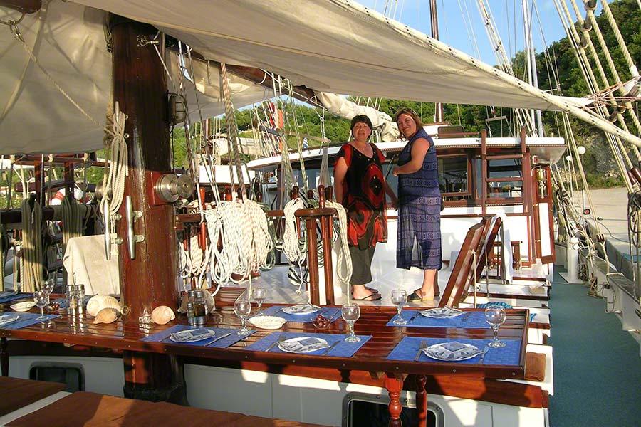 Oldtimer-Yachtclub, Korfu