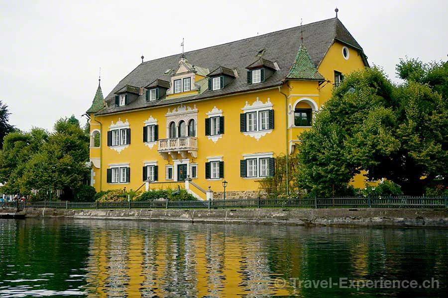 Millstatt, See-Villa, Hotel