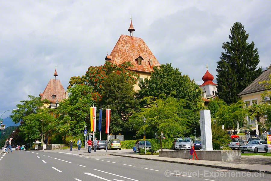 Millstatt, Stiftskirche