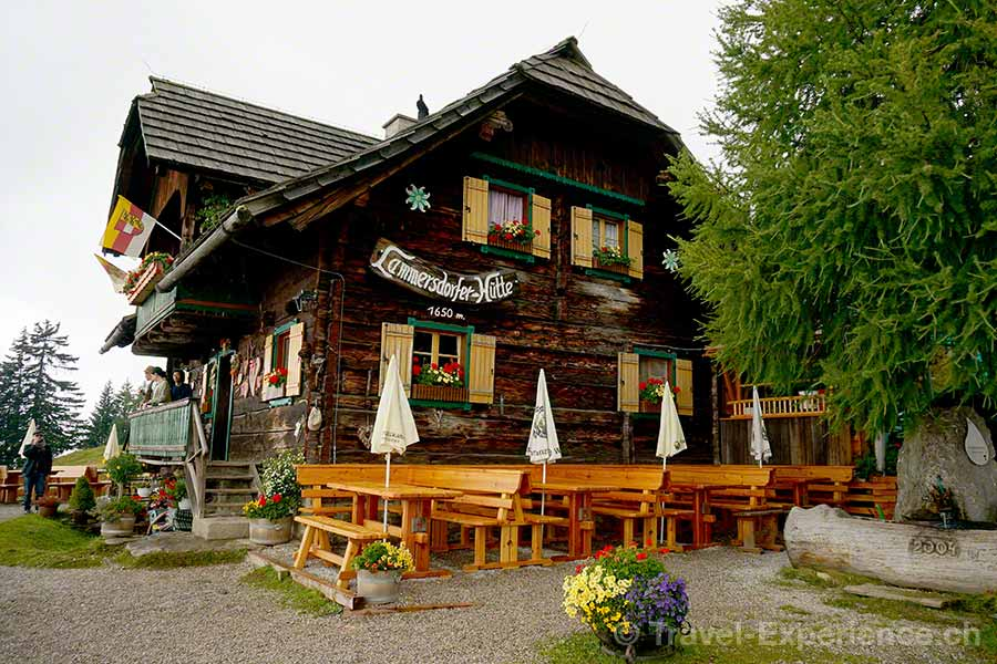 Millstatt, Lammersdorfer Hütte