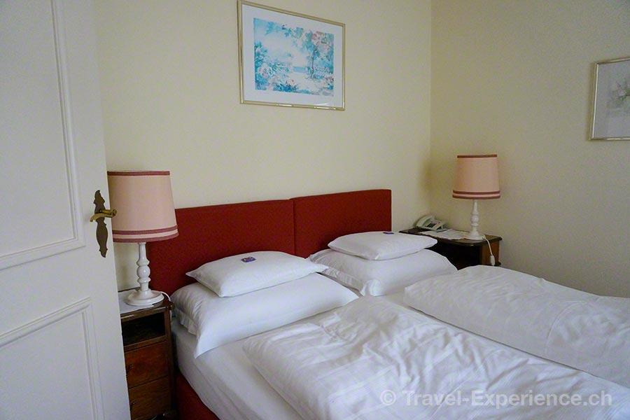 Millstatt, Hotel Forelle, Zimmer