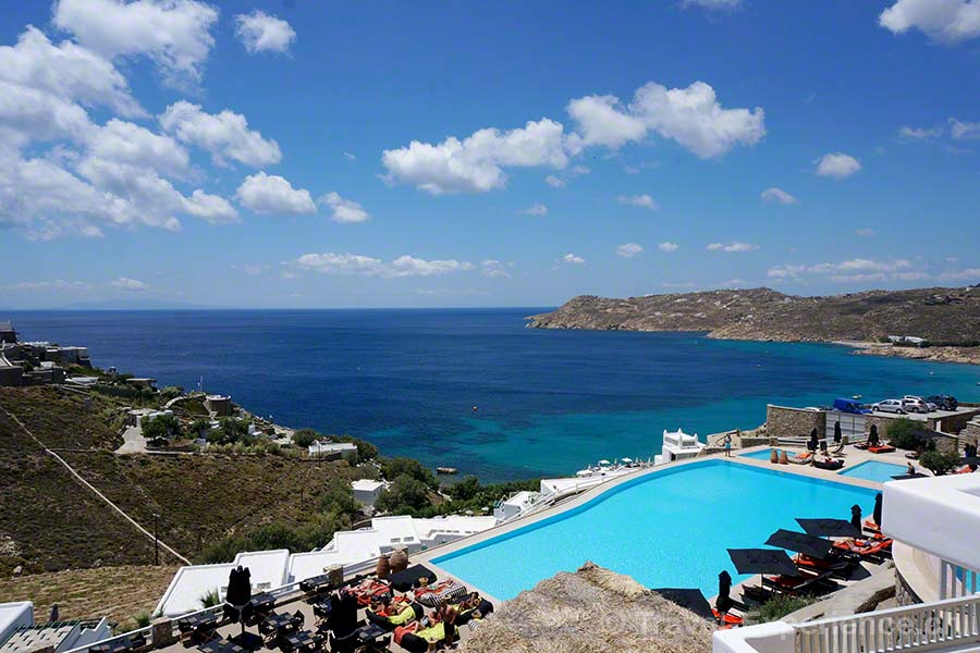 Mykonos, Elia, Myconian Villa Collection