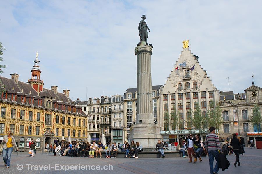 Nord-pas-de-Calais, Lille
