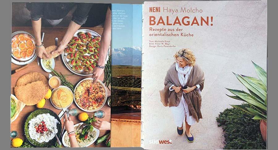 Balagan! Kochbuch von Haya Molcho 1