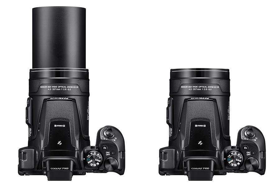 Auge in Auge... Nikon-Kameratest 2
