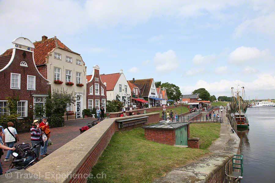 Ostfriesland, Greetsiel, Hafen