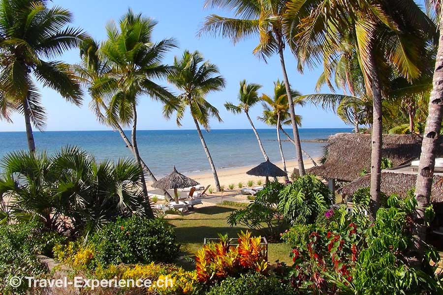 Madagaskar, Nosy Be, Amporaha Resort