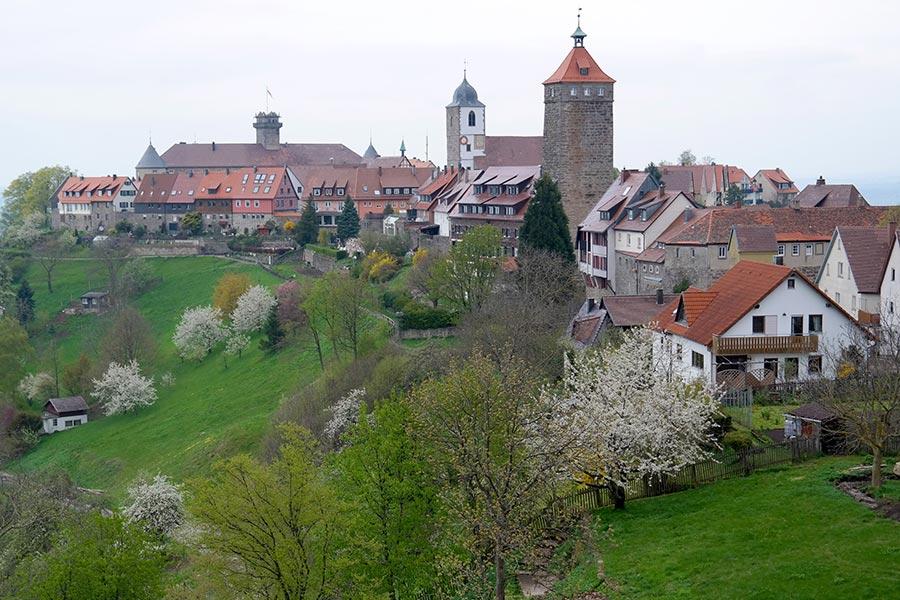 Waldenburg Deutschland