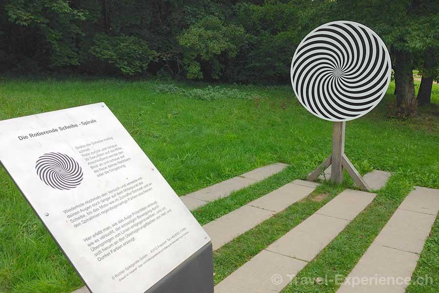 Badenweiler, Park der Sinne, Spirale