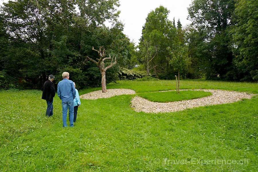Badenweiler, Park der Sinne, Leben und Tod