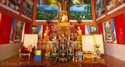 Phuket, Tempel, Wat Phra Nang Sang Phuket, Tempel, Wat Kwanim Teng Phuket, Tempel, Wat Kwanim Teng, Zettelbox