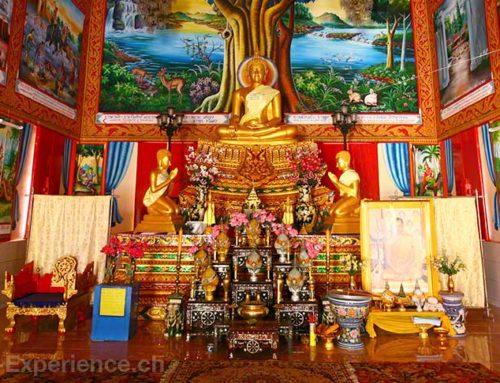Phuket: auf Tempel-Tour