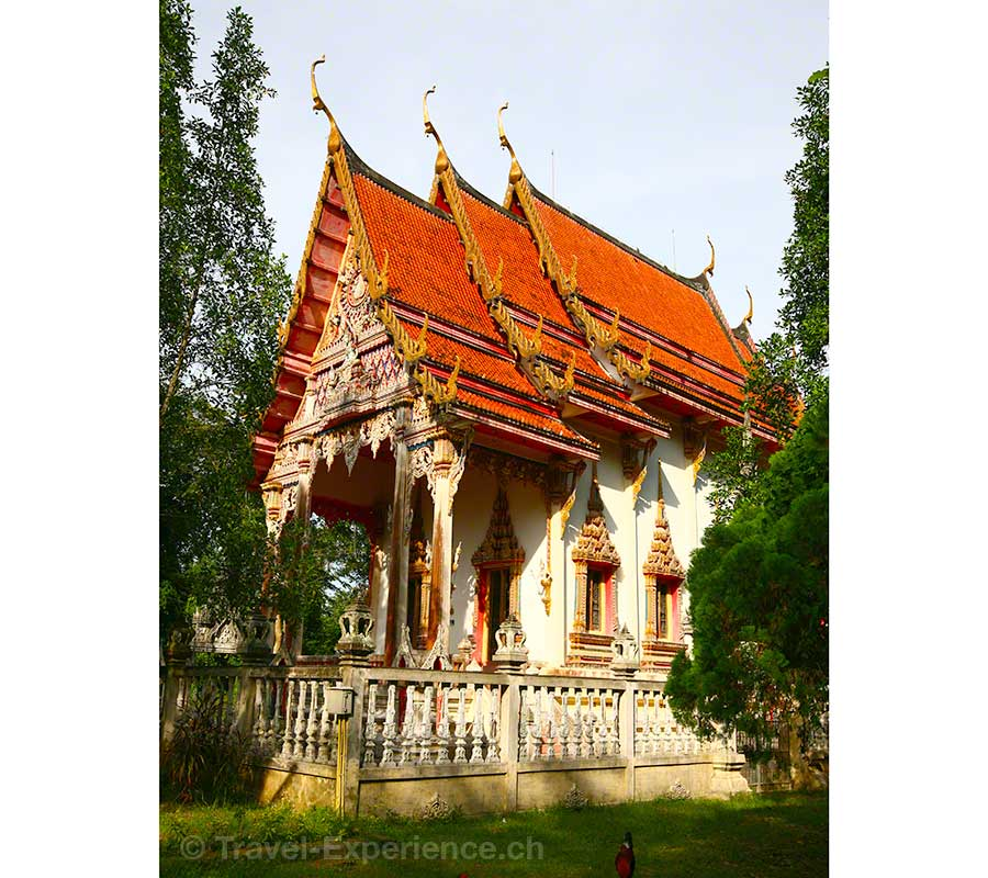 Phuket, Tempel, Wat Tha Rüa