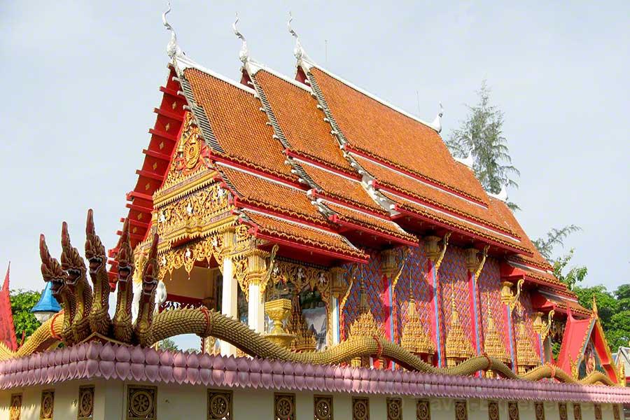 Phuket, Tempel, Wat Phra Nang Sang